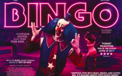Bingo: The King of Mornings by Daniel Rezende