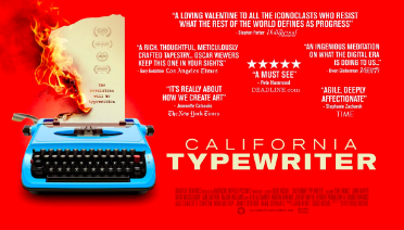 California Typewriter by Doug Nichol