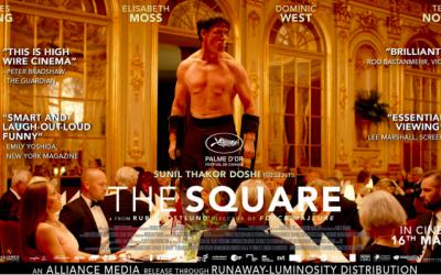 The Square by Ruben Östlund