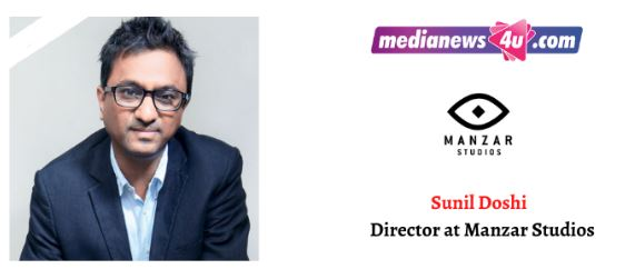At Manzar we are in a vantage position because our currency is STORY!: Sunil Doshi, Manzar Studios